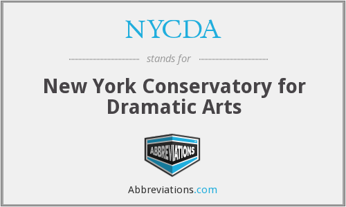 NYCDA - New York Conservatory for Dramatic Arts