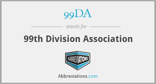 99DA - 99th Division Association