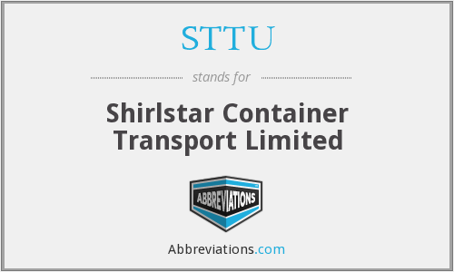 STTU - Shirlstar Container Transport Limited