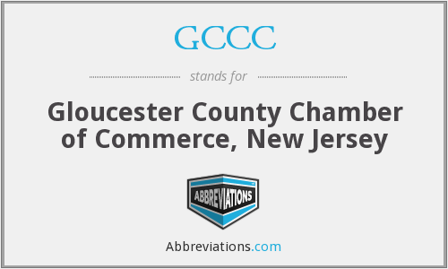 GCCC - Gloucester County Chamber of Commerce, New Jersey