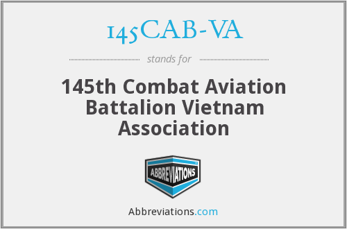 What does 145CAB-VA stand for?