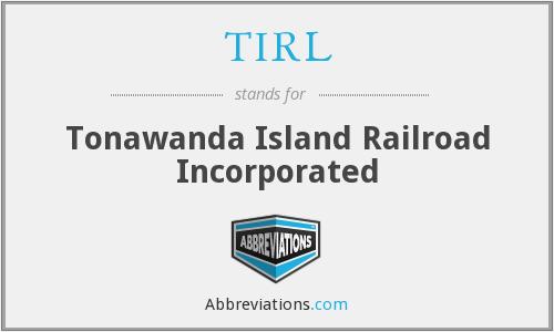 What does TIRL stand for?