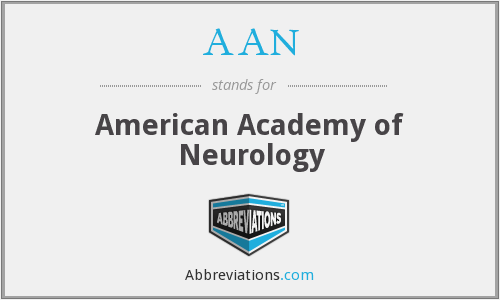 AAN - American Academy of Neurology