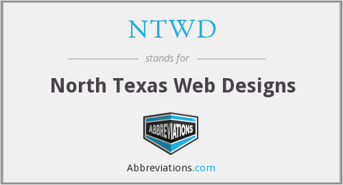NTWD - North Texas Web Designs