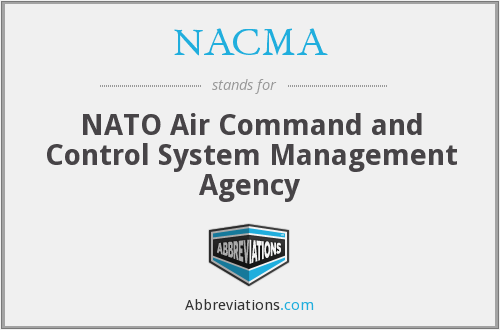 NACMA - NATO Air Command and Control System Management Agency