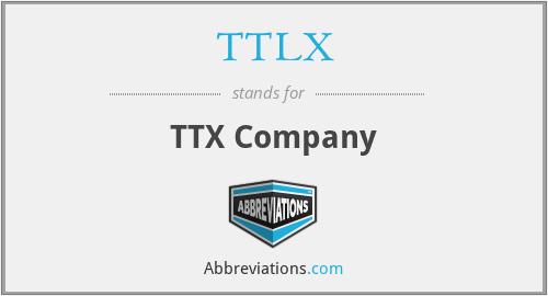 TTLX - TTX Company