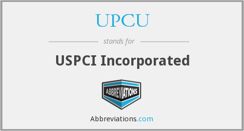 What does UPCU stand for?