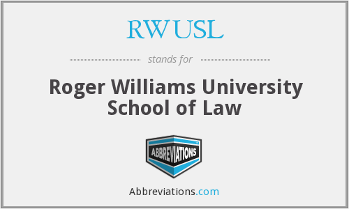 What does RWUSL stand for?