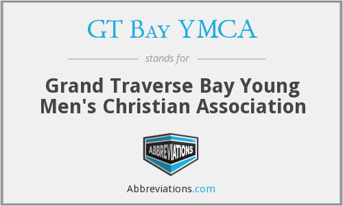 What does GT BAY YMCA stand for?