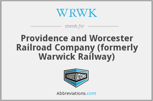 What does WRWK stand for?