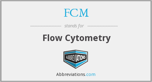 FCM - Flow Cytometry