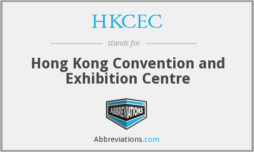 HKCEC - Hong Kong Convention and Exhibition Centre
