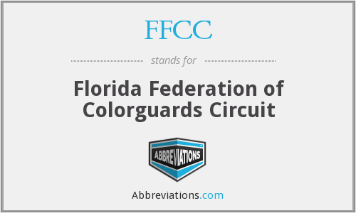 FFCC - Florida Federation of Colorguards Circuit