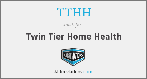 TTHH - Twin Tier Home Health