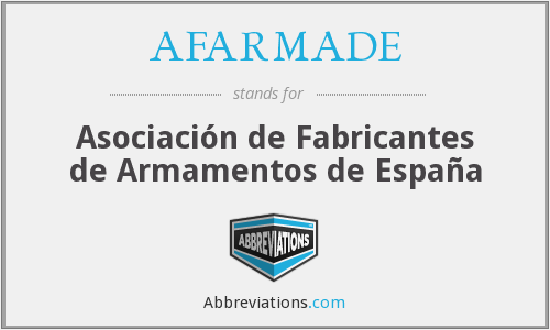 What does AFARMADE stand for?
