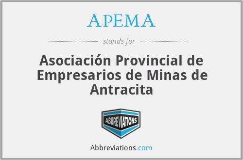 APEMA - Asociación Provincial de Empresarios de Minas de Antracita