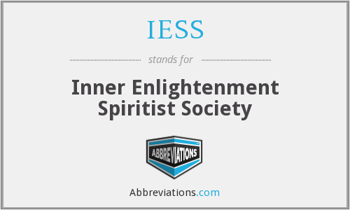 IESS - Inner Enlightenment Spiritist Society