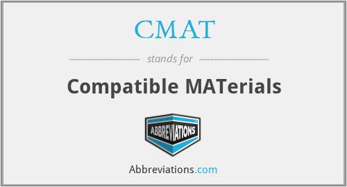 CMAT - Compatible MATerials