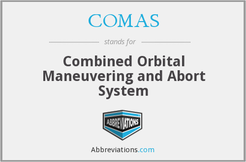 What does COMAS stand for?