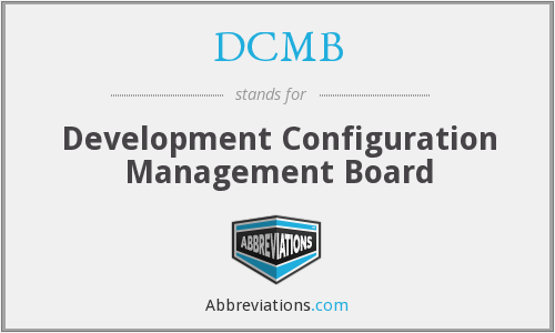 What does DCMB stand for?