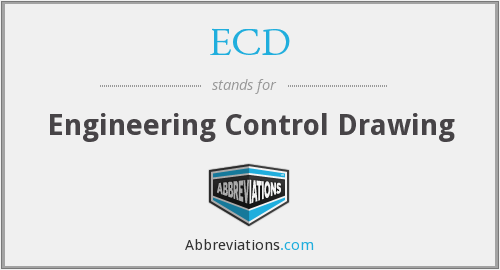 ECD - Engineering Control Drawing