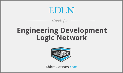 EDLN - Engineering Development Logic Network
