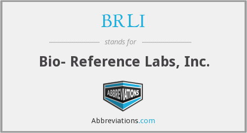 What does BRLI stand for?