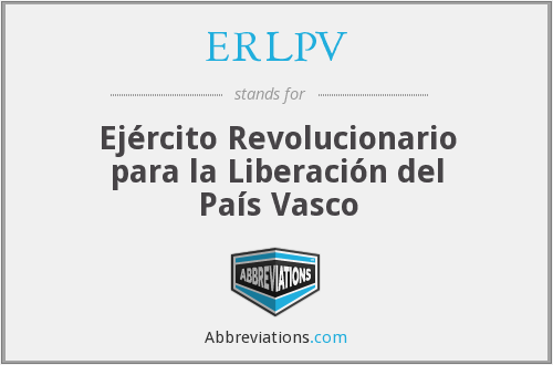 What does ERLPV stand for?