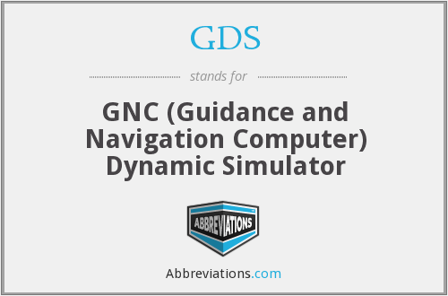 GDS - GNC (Guidance and Navigation Computer) Dynamic Simulator