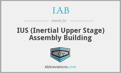IAB - IUS (Inertial Upper Stage) Assembly Building