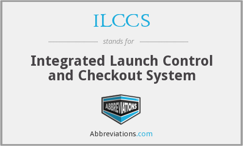 What does ILCCS stand for?