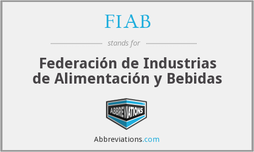 What does FIAB stand for?