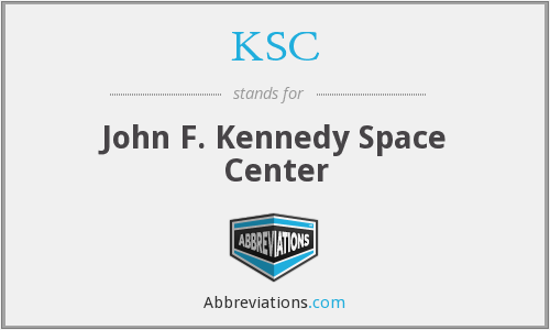 What does KSC stand for?