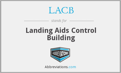 What does LACB stand for?