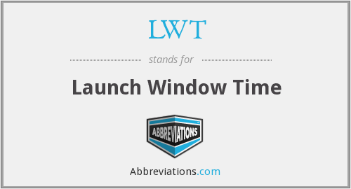 LWT - Launch Window Time