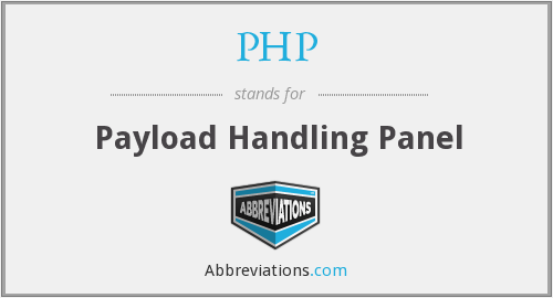 PHP - Payload Handling Panel