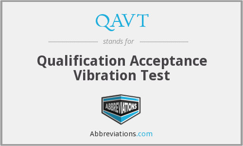 What does QAVT stand for?