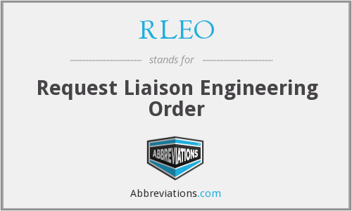 What does RLEO stand for?