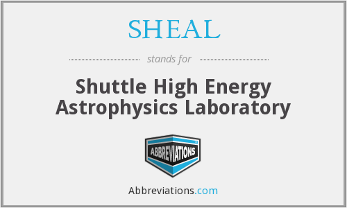 What does SHEAL stand for?
