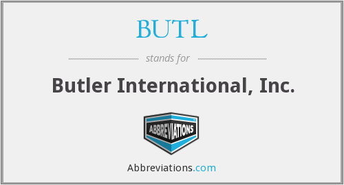 What does BUTL stand for?
