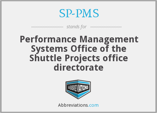 What does SP-PMS stand for?
