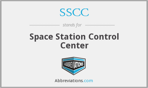 SSCC - Space Station Control Center