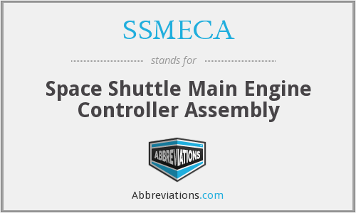 What does SSMECA stand for?