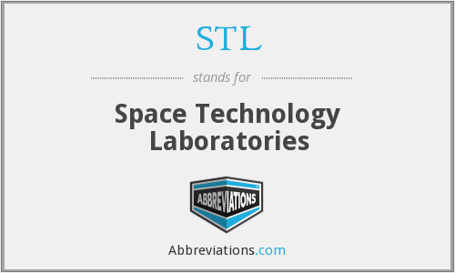 STL - Space Technology Laboratories