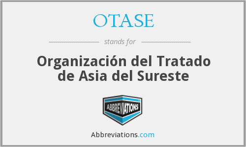 What does OTASE stand for?