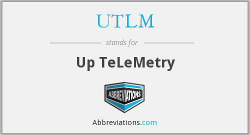 What does UTLM stand for?