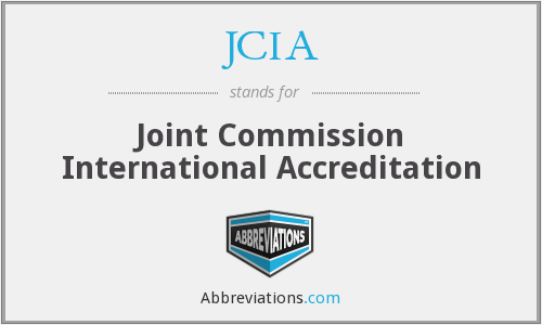 What does JCIA stand for?
