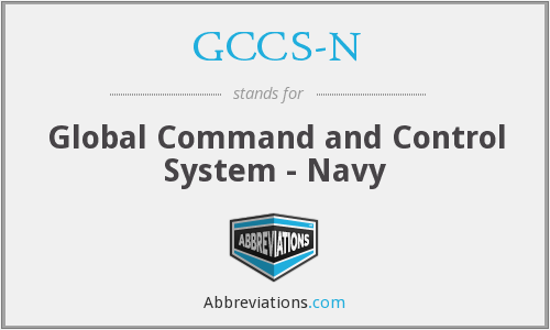 What does GCCS-N stand for?