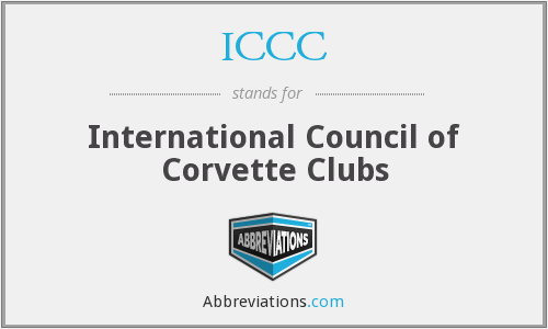 ICCC - International Council of Corvette Clubs