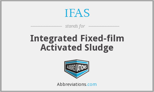 IFAS - Integrated Fixed-film Activated Sludge